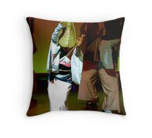 Awa Odori  Throw Pillow