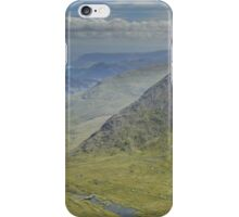 The Lake District: Catstycam iPhone Case/Skin