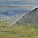 The Lake District: Catstycam by Rob Parsons