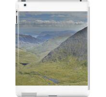 The Lake District: Catstycam iPad Case/Skin
