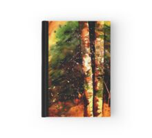 Winter..The Two Hardcover Journal