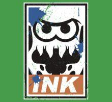 Ink Blue Kids Tee