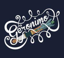 Doctor Who Geronimo! Baby Tee