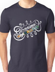 Doctor Who Geronimo! Unisex T-Shirt