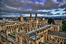 All Souls College, Oxford University by Yhun Suarez
