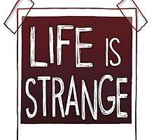 life is strange logo by kumbangperak