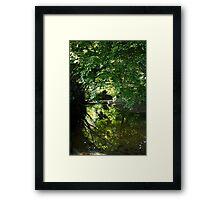 Ravensbourne Reflections Framed Print