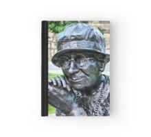 Happy Old Women Hardcover Journal