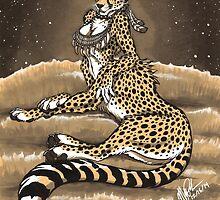 Cheetaurah by Mayra Boyle