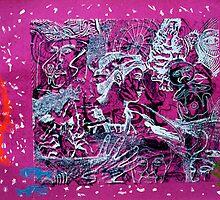 Purple Sketchbook by JETIII