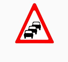 Traffic Queues Likley Sign Unisex T-Shirt