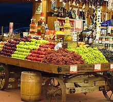 """The Fruited Cart"" by Gail Jones"