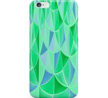 Watery Geometric Pattern iPhone Case/Skin