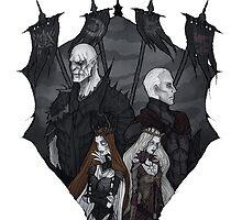 shadow of mordor by kumbangperak
