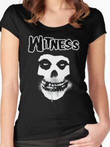 WITNESS Women's Fitted Scoop T-Shirt