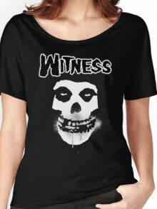 WITNESS Women's Relaxed Fit T-Shirt