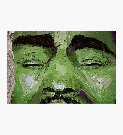 Bob Marley's Eyes Photographic Print