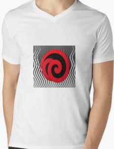 Hypnotizer Mens V-Neck T-Shirt