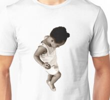 Esther with peach. b Unisex T-Shirt