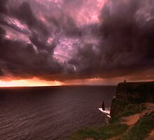 CLIFFS OF MOHER II by KEIT