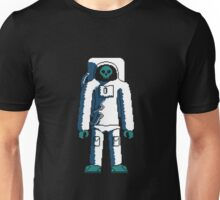 Dead astronaut Unisex T-Shirt