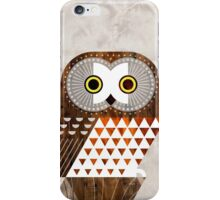 Saw Whet Owl iPhone Case/Skin