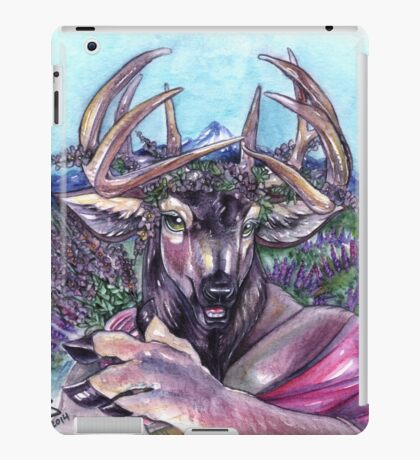 Lavendeer iPad Case/Skin