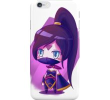 Lanaya Templar Assassin (chibi) super kawai version iPhone Case/Skin