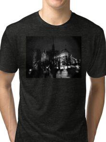 Notre Dark Tri-blend T-Shirt
