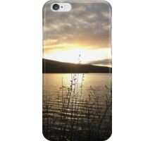 padarn lake view  iPhone Case/Skin