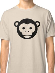 Monkey - Simple Face Ver. 1.0 Classic T-Shirt