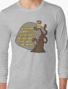 Great Race of Who? Long Sleeve T-Shirt