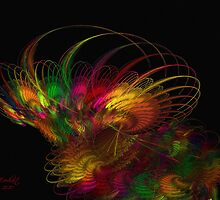 Fractal Fusion by Julie Everhart