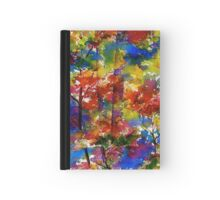 The Trees...Time to Start Anew Hardcover Journal