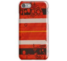 Club Soda iPhone Case/Skin