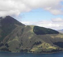 marlborough sounds - New Zealand by sideshowbob
