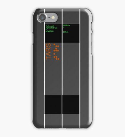 TARS - Interstellar iPhone Case/Skin