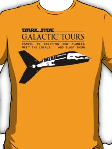 Dark Side Galactic Tours T-Shirt