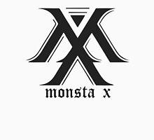 Monsta X Logo Black Unisex T-Shirt
