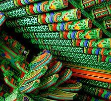 Korean Kolors by Valerie Rosen
