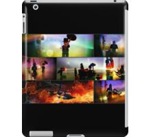 Lego Batman Collection Collage iPad Case/Skin