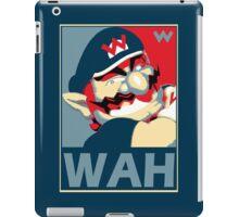 WAH for Prez iPad Case/Skin