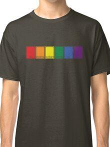 [blox] rainbow flag Classic T-Shirt