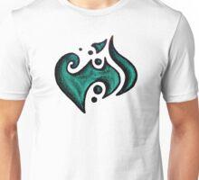 Elegant / أنيق (teal) Unisex T-Shirt