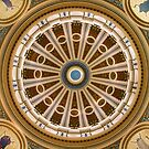 Pennsylvania State Capitol Dome by Mark Van Scyoc