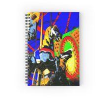 Show Horseys Spiral Notebook
