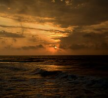 Cherry Grove Off Shore Storm by Intheraine