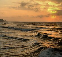 Off Shore Storm by Intheraine
