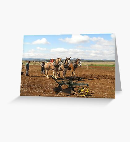 Gently Giants Greeting Card