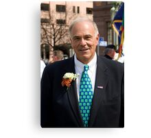 Governor Ed Rendell Canvas Print